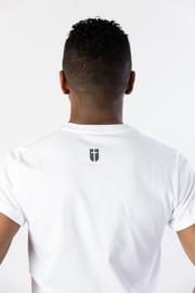 Born to reign - Heren T-shirt - White