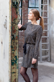 No other Name - Dress – Leopard print