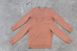 Sweater – Caramel - met of zonder 'Amen' tekst - christelijke kleding