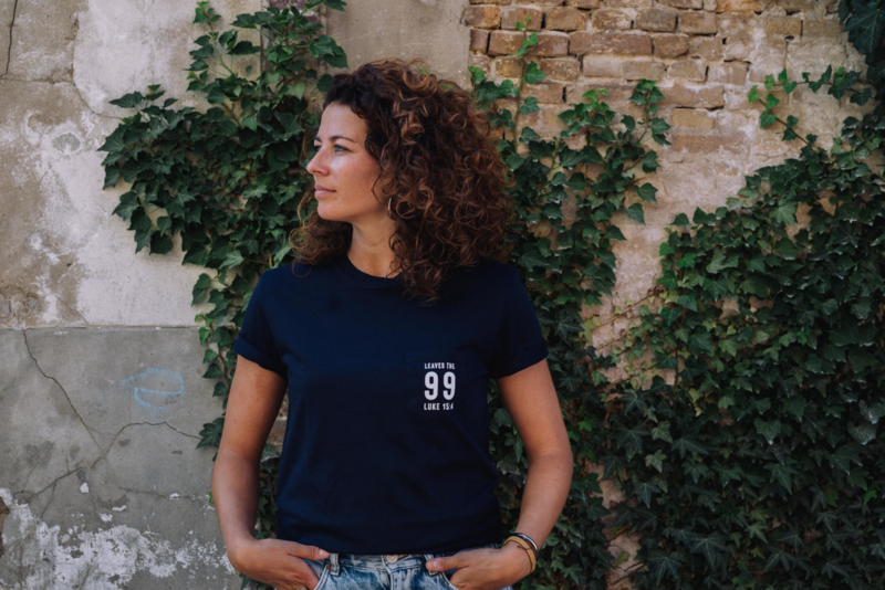 Leaves the 99 - christelijk t-shirt