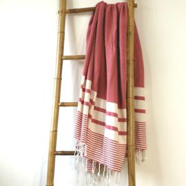 Hammam towel Likya pink