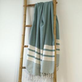 Hammam towel Likya Sage
