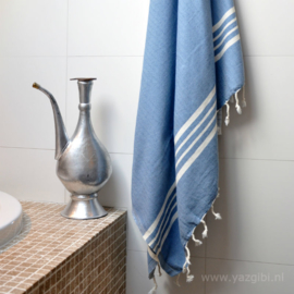 Hammam towel Blue