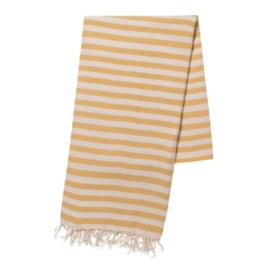 Hammam towel STRIPE Yellow