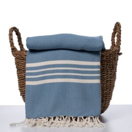 Hammam towel XL blue