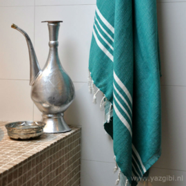 Hammam towel Emerald