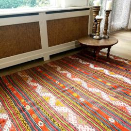 Vintage kilim Anatolia