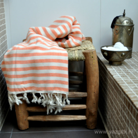 Hammam towel Orange