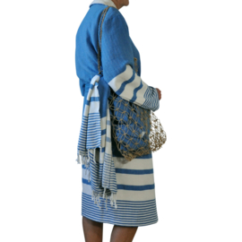 Hammam bathrobe + towel combination offer