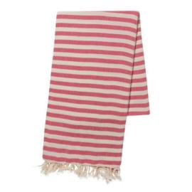 Hammam towel Fuchsia