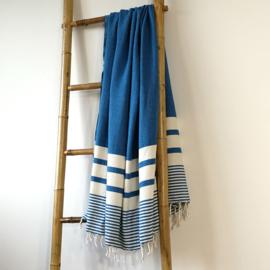 Hammam towel Likya petrol