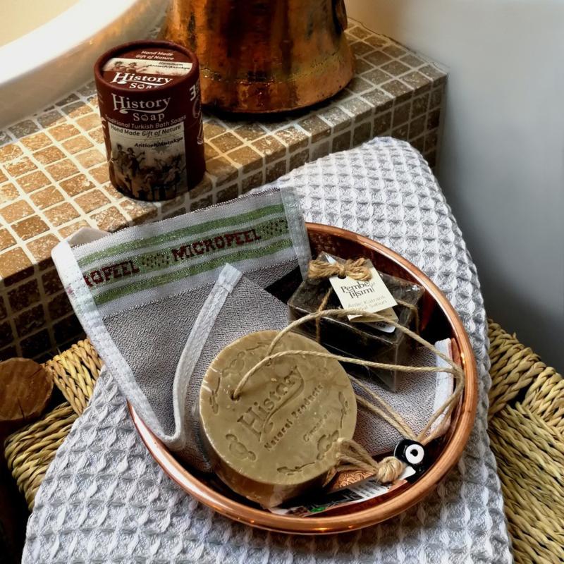 Hammam bowl copper