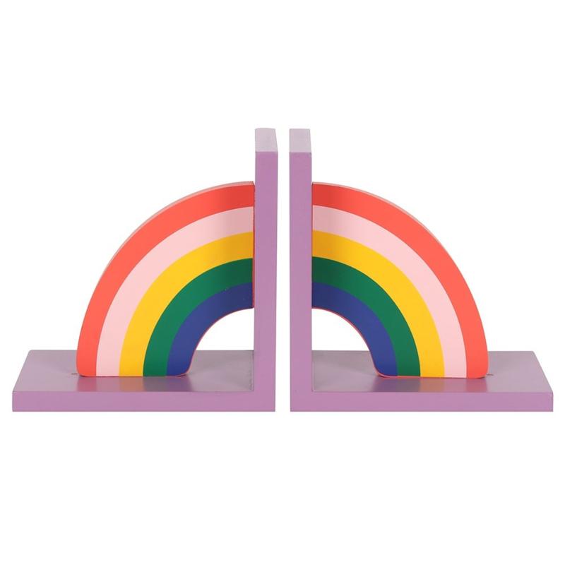 Boekensteunen - Regenboog