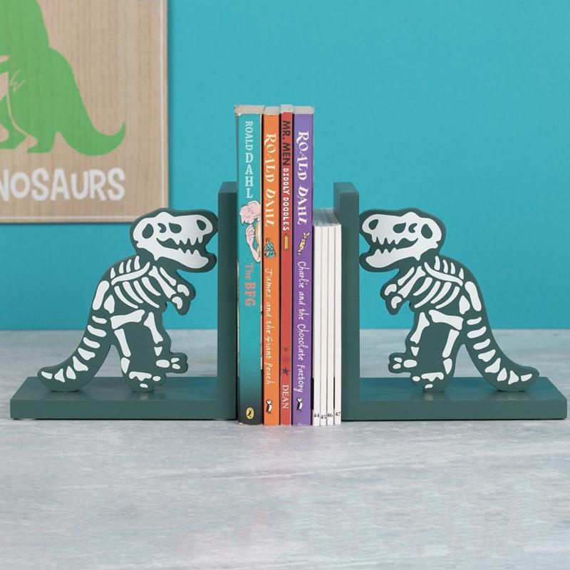 Boekensteunen - Dinosaur bones