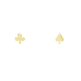 My Jewellery studs klaveren & schoppen
