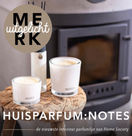 MERK UITGELICHT: Notes!