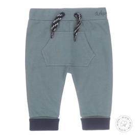 Dirkje jongens broek blauw basis