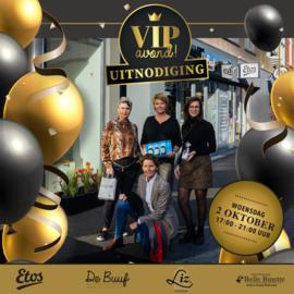 VIP AVOND | 2 oktober 2019
