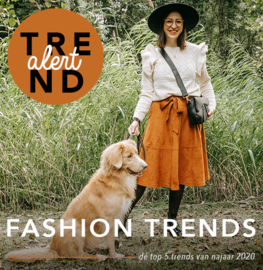 TREND ALERT: Fashion trends najaar 2020!