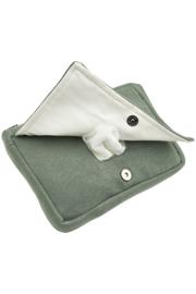 Billendoekjesetui Knit Basic - Forest Green