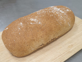 Vloerbrood tarwe-spelt
