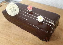 Chocolade Amarena taart