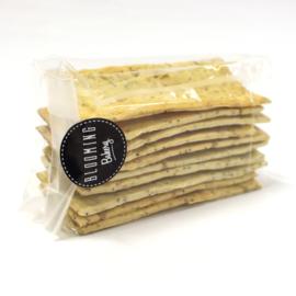 Ambachtelijke crackers