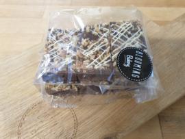 Brownies (per 6 stuks verpakt)