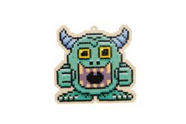 Wzardi Charm Monster WW294