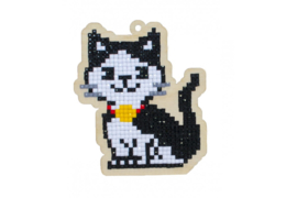 Wizardi charm Cat Oscar WW194