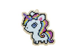 Wizardi charm Magical unicorn WW305