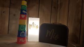 LAMPJE gepersonaliseerd