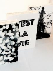 Pics & blocks C'est la vie