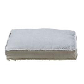 Bloomingville kussen grijs  55x55 cm