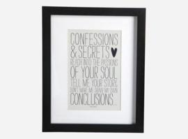 House doctor lijst confessions