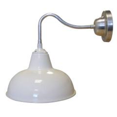 Bloomingville wandlamp crème wit