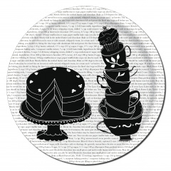 Arytrays dienblad Cupcakes