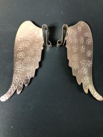 Bloomingville zilveren vleugeltjes