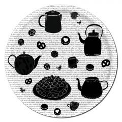 Arytrays dienblad Cup of tea
