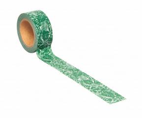 Wowgoods washi tape botanic