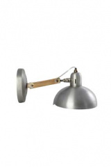 House Doctor wandlamp vintage industrieel