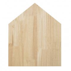 Bloomingville plank tray houten huis