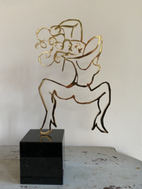 Dansende vrouw 1