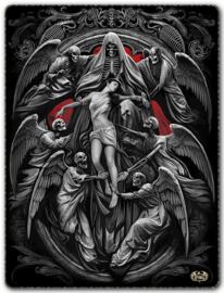 Fleece deken - Reaper's Door