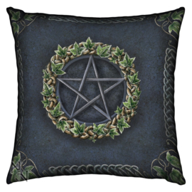 Sierkussen Ivy Pentagram