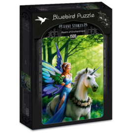 Puzzel - Realm of Enchantment - Anne Stokes