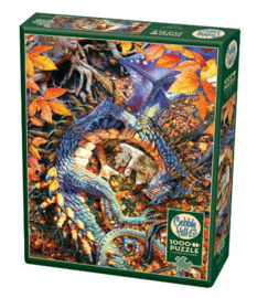 Puzzel - Abby's Dragon - David Leri