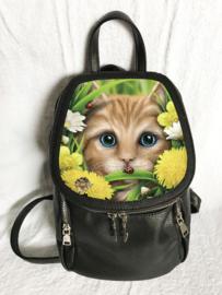 3D Rugtas - Summer Cat - SheBlackDragon