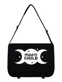 Messenger bag - Moon Child