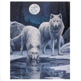 Canvas - Warriors of Winter - Lisa Parker
